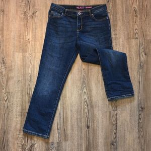 Children's Place Skinny Denim Jeans